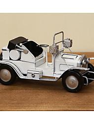 Недорогие -1:32 Игрушечные машинки Транспорт Старинная машина Классическая машинка профессиональный уровень утонченный Металл / Дети
