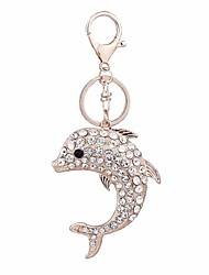 cheap -Keychain Dolphin Elegant Ring Jewelry White For
