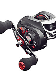 cheap -Fishing Reel Baitcasting Reel 7.0:1 Gear Ratio+18 Ball Bearings Right-handed / Left-handed Sea Fishing / Freshwater Fishing / General Fishing
