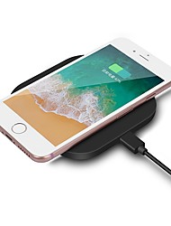 cheap -Nine Five NT2 universal fast charge portable mini qi wireless charger for apple iphone X /8/8P
