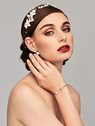 cheap -Women's Bracelet Bangles Cuff Bracelet Heart Fashion Alloy Bracelet Jewelry Gold / Silver For Christmas Gifts Wedding Birthday Gift