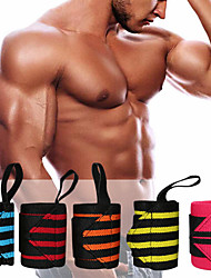 cheap -Wrist Wraps Nylon Adjustable Stretchy Wrist Support Breathable Wearproof Exercise & Fitness Gym Workout Workout For Men Women Wrist