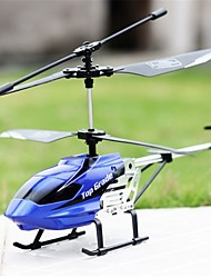 cheap -RC Helicopter XY-08 4CH 3 Axis 2.4G Without Camera RTF LED Lights / Upside Down Flight