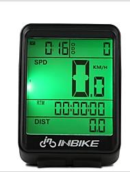 Недорогие -INBIKE IC321 Велокомпьютер Водонепроницаемость Безпроводнлй SPD - скорость сейчас Горный велосипед Шоссейный велосипед Шоссейные велосипеды Велоспорт