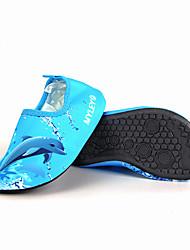 Недорогие -Носки для плавания Рисунок Полиэстер Быстровысыхающий Противозаносный Босиком Йога Плавание Серфинг Для погружения с трубкой Водные виды спорта Аква Спорт - для Дети