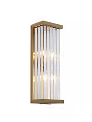 cheap -QIHengZhaoMing Crystal LED / Modern / Contemporary Wall Lamps & Sconces Shops / Cafes / Office Metal Wall Light 110-120V / 220-240V 10 W