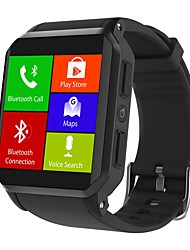 cheap -KING-WEAR® KW06  LTE 3G Android Smart Watch Bluetooth Fitness Tracker Support Notify/ Heart Rate Monitor Sports Smartwatch Phone Compatible Iphone/ Samsung/ Android Phones