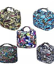abordables -Pêche sac Boîte à appâts Bouteille Etanche 1 Plateau Tissu Oxford