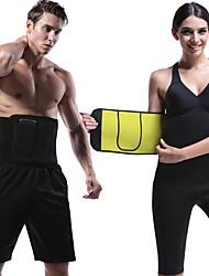 cheap -Body Shaper Sweat Waist Trimmer Sauna Belt 1 pcs Sports Neoprene Exercise & Fitness Bodybuilding Stretchy No Zipper Weight Loss Slimming Body Sculptor Tummy Fat Burner For Waist & Back Abdomen