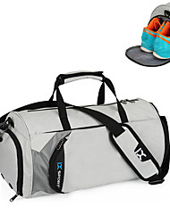 cheap -Travel Shoe Bag Gym Bag Oxford Cloth Durable Waterproof Wearproof Training Yoga Exercise & Fitness Gym Workout For