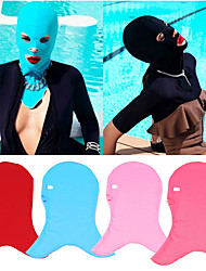 cheap -SBART Swim Cap for Adults Chinlon Waterproof Swimming Sunscreen Swimming Watersports