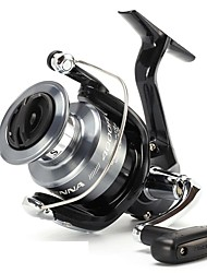 cheap -Fishing Reel / Fishing Accessories / Fishing Tools Spinning Reel 5.0:1/5.0:1/5.2:1 Gear Ratio+1 Ball Bearings Right-handed Sea Fishing / Bait Casting / Carp Fishing / Lure Fishing / General Fishing