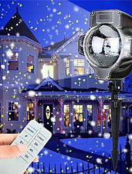 Недорогие -KWB 1шт 5 W LED прожекторы Водонепроницаемый / Диммируемая / Декоративная Белый / Разные цвета 100-240 V Уличное освещение / двор / Сад 4 Светодиодные бусины