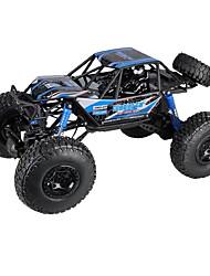 cheap -RC Car MZ 2837 4CH 2.4G Stunt Car 1:10 8 km/h Climbing Function / 360°Rotation