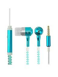 Недорогие -Simptech ZIPPER Наушники-вкладыши Кабель Мобильный телефон С микрофоном