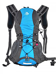 cheap -18 L Hiking Backpack Hydration Backpack Pack Waterproof Breathable Fast Dry Wear Resistance Outdoor Hiking Climbing Cycling / Bike Nylon Orange Green Blue
