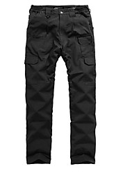 cheap -Men's Hiking Pants Hiking Cargo Pants Outdoor Thick Wear Resistance Cotton Pants / Trousers Hiking Outdoor Exercise Camping Black Brown Army Green S M L XL XXL