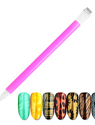 Недорогие -Кусачки для ногтей УФ-гель польский Магнитный / Маленькая кисть / Симпатичные Стиль Замочить от Долгое Для вечеринок / На каждый день / День рождения Магнитный / Маленькая кисть / Симпатичные Стиль