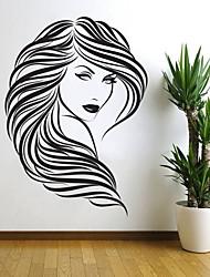 abordables -Autocollants muraux décoratifs - Autocollants muraux 3D / Mots et citations Stickers muraux Forme / Photographie Salle de séjour / Intérieur