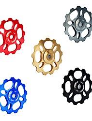 cheap -Derailleurs For Road Bike / Mountain Bike MTB Aluminium 7075 Anti-Wear / Wearable / 7075 Aluminium Alloy Cycling Bicycle Dark Grey Red Blue