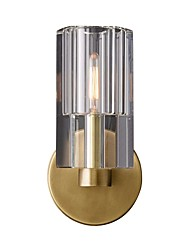 cheap -CXYlight Crystal Simple / Modern / Contemporary Flush Mount wall Lights Living Room / Dining Room Metal Wall Light IP20 110-120V / 220-240V