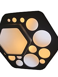 cheap -CXYlight New Design LED / Modern / Contemporary Flush Mount wall Lights Living Room / Dining Room Resin Wall Light IP20 110-120V / 220-240V 30 W