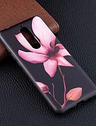cheap -Case For Nokia Nokia 8 / Nokia 6 / Nokia 5 Pattern Back Cover Flower Soft TPU