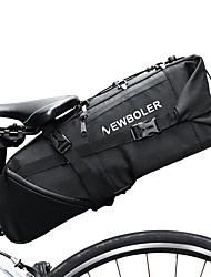 cheap -10 L Bike Saddle Bag Reflective Adjustable Large Capacity Bike Bag Polyester 900D Bicycle Bag Cycle Bag Road Bike Mountain Bike MTB / Waterproof
