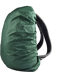 cheap -30 L Backpack Rain Cover Lightweight Rain Waterproof Quick Dry High Elasticity Outdoor Hiking Cycling / Bike Camping Oxford Black Green