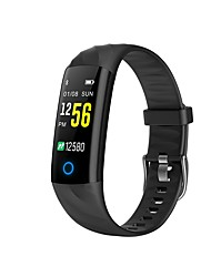cheap -BoZhuo XS5 Women Smart Bracelet Smartwatch Android iOS Bluetooth Waterproof Heart Rate Monitor Blood Pressure Measurement Calories Burned Distance Tracking Pedometer Call Reminder Sleep Tracker