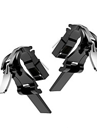 cheap -Game Trigger For PUBG ,  Portable Game Trigger Metal / ABS 2 pcs unit