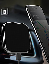 cheap -Nine Five NC2 magnetic car wireless charger for iphone 8P/X universal wireless charger car mount for android phone