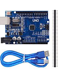 abordables -version améliorée uno r3 board ATmega328P pour compatible Arduino