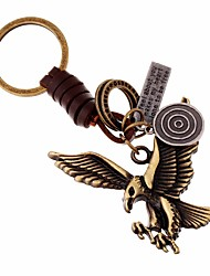 cheap -Keychain Vintage Fashion Ring Jewelry Brown For Gift Daily