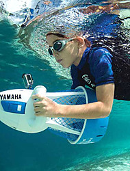 cheap -Water Propeller - Underwater Booster - Dry Top Adjustable Strap Anti-fog Swimming Diving Snorkeling PP+ABS  For  Adults