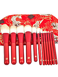 cheap -12pcs-makeup-brushes-professional-makeup-brush-set-make-up-eyeshadow-brush-fiber-professional-soft-full-coverage-wooden-bamboo