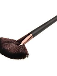 Недорогие -профессиональный Кисти для макияжа Макияж 1шт удобный Синтетические волосы Дерево за