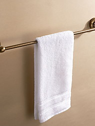 cheap -Towel Bar New Design / Cool Contemporary Brass 1pc 1-Towel Bar Wall Mounted