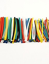 cheap -100PCS Heat Shrink Tubing Tube Sleeving Wrap Wire Cable Kit