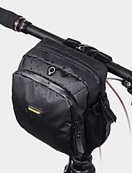 cheap -4 L Bike Handlebar Bag Large Capacity Waterproof Portable Bike Bag Nylon Bicycle Bag Cycle Bag Cycling Bike / Bicycle