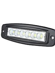 cheap -Lights Maker 1 Piece Car Light Bulbs 30 W SMD 3030 6 LED Headlamp For universal All years