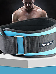 cheap -Waist Trimmer / Sauna Belt Nylon Stretchy Weight Loss Tummy Fat Burner Hot Exercise & Fitness Gym Workout Workout For Men Waist Sports Outdoor