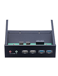 cheap -Unestech USB 3.0 to SATA 3.0 External Hard Drive Docking Station USB Hub / Multi Function / Audio / With USB Charger Outlet 2000 GB ST1160