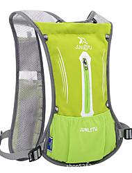 cheap -20 L Hiking Backpack Lightweight Breathable Rain Waterproof Fast Dry Outdoor Fishing Hiking Cycling / Bike Nylon Fuchsia Green Blue / Ultra Light (UL)