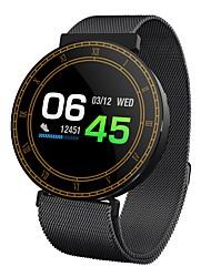 Недорогие -Indear YY-H1 Мужчины Умный браслет Android iOS Bluetooth Спорт Водонепроницаемый Пульсомер Измерение кровяного давления Сенсорный экран / Датчик для отслеживания активности / Найти мое устройство