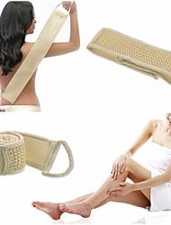 Недорогие -отшелушивающий мода задний ремень ванна душ скраббер щетка для тела губка полотенце скраббер щетка хорошего качества