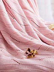 Недорогие -Диван Бросай, Геометрический принт Хлопок / полиэфир удобный одеяла