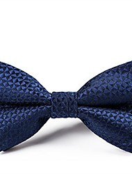 cheap -Men's Party / Basic Bow Tie - Solid Colored / Print Bow