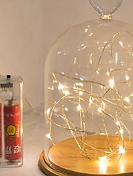 cheap -3m String Lights 30 LEDs Waterproof AA Batteries Powered Christmas Festival New year Gift Lamp