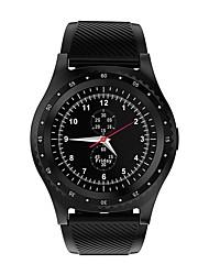 Недорогие -L9 Смарт Часы Android iOS Bluetooth Видео Фотоаппарат Информация Анти-потерянный Секундомер Педометр Датчик для отслеживания сна Сидячий Напоминание Календарь / 50-72